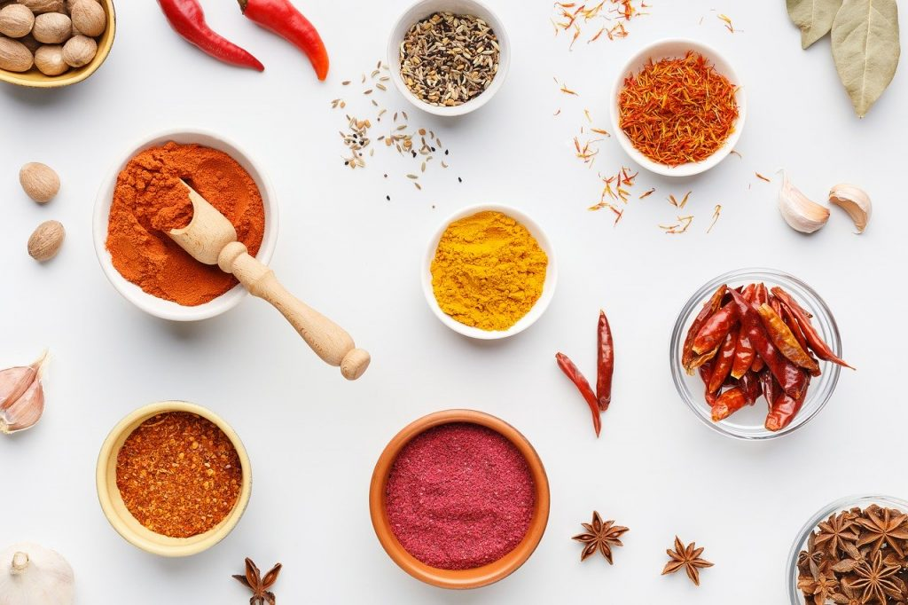 masala, ingredients, spices